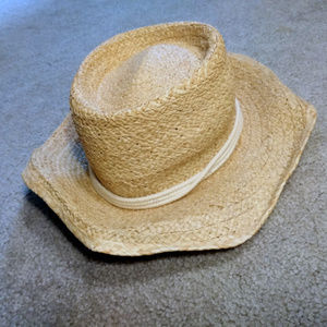 Tommy Bahama Accessories - Tommy Bahama Hat Shade Maker Genuine Raffia Fiber fe616a0ad38